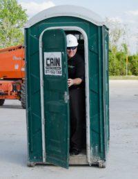Did God Really Say I Should Put My Porta Potty Off-Site ?