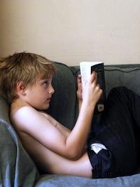 Establish a reading time