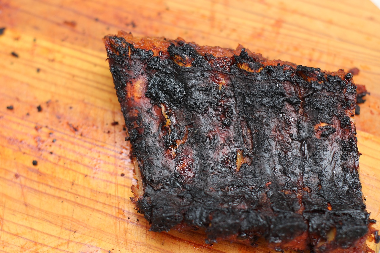 Did God Really Say It Is Okay to Burn the Meat?